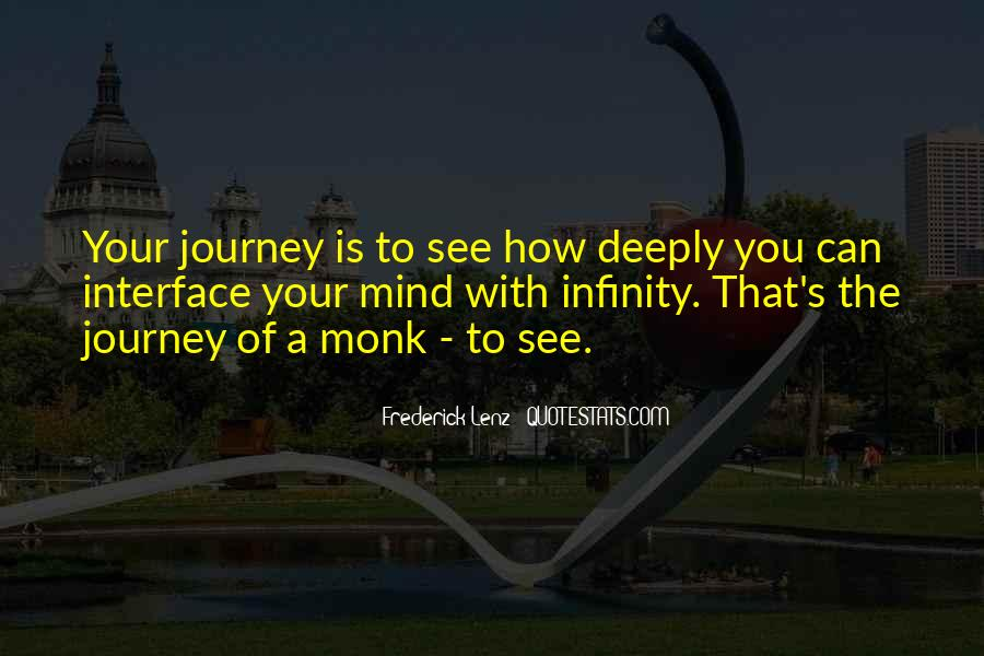 Journey Is Not Over Quotes #15390