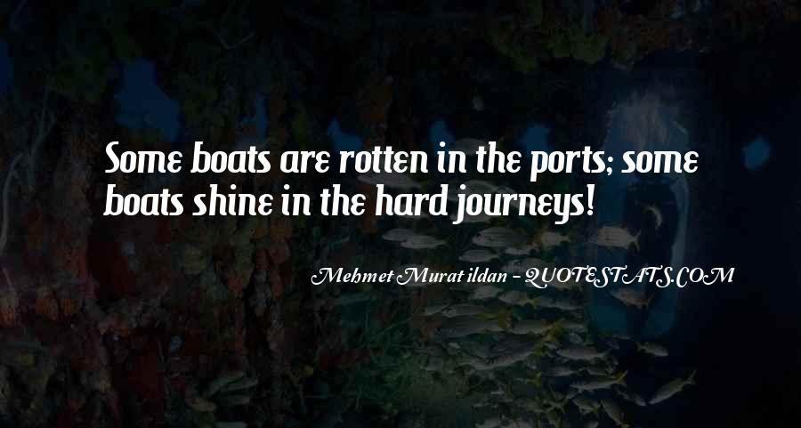 Journey Is Not Over Quotes #16091