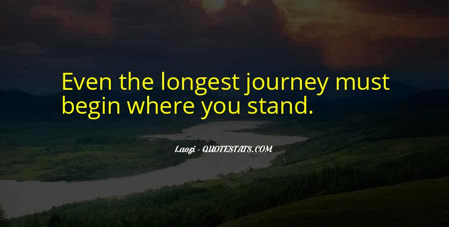 Journey Is Not Over Quotes #21500