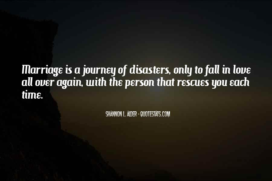 Journey Is Not Over Quotes #21755