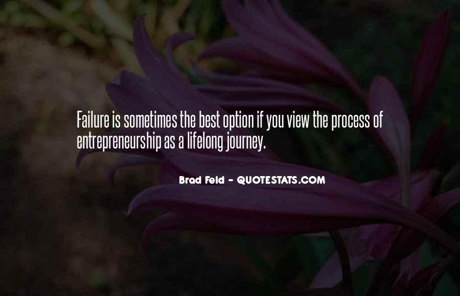 Journey Is Not Over Quotes #32635