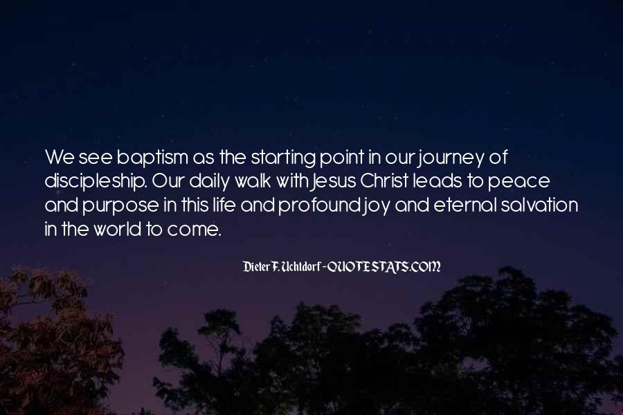 Journey Is Not Over Quotes #32841