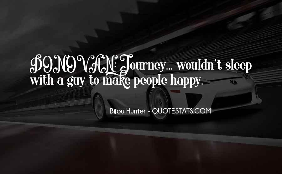 Journey Is Not Over Quotes #34465