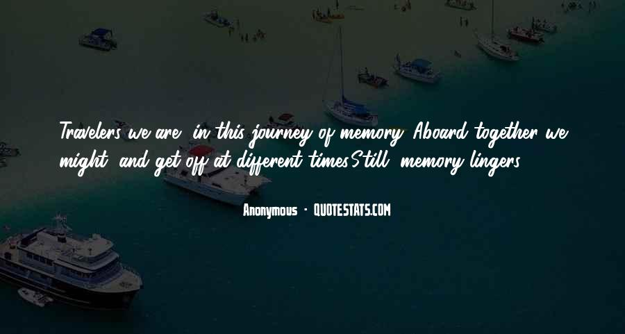 Journey Together Love Quotes #880317