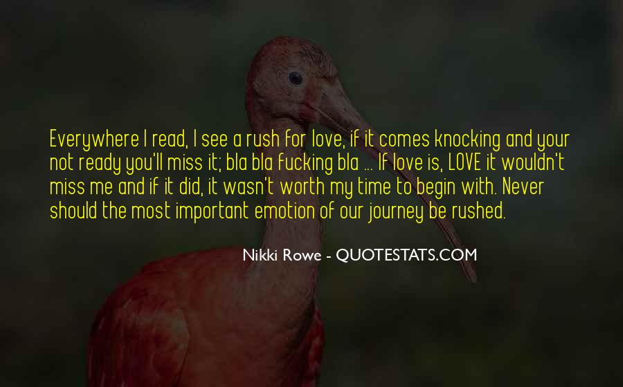Journey Together Love Quotes #899982