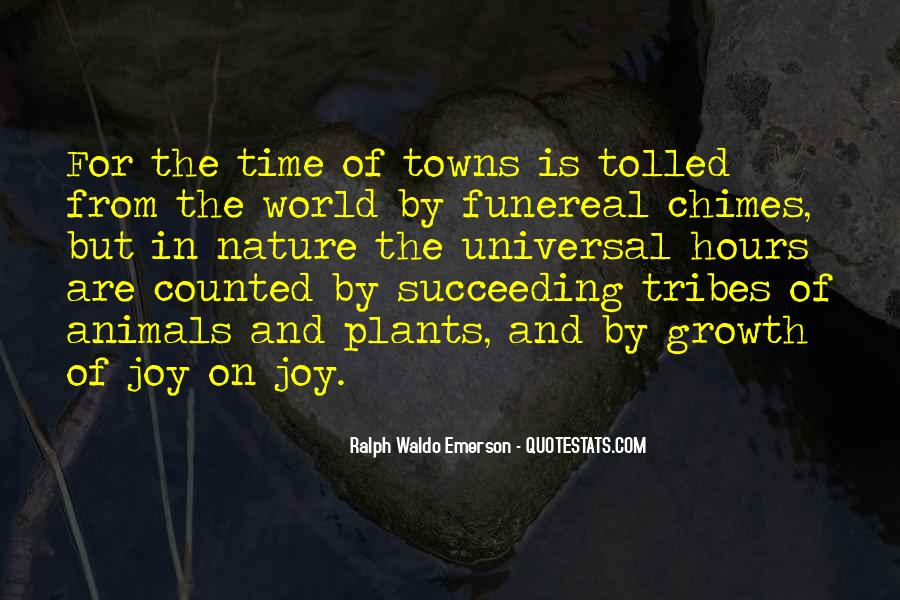 Joy In Nature Quotes #1067278