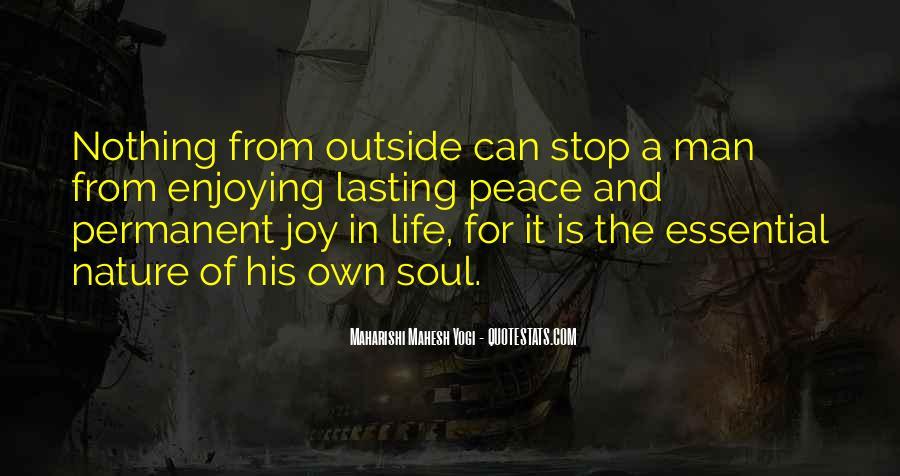 Joy In Nature Quotes #1071508
