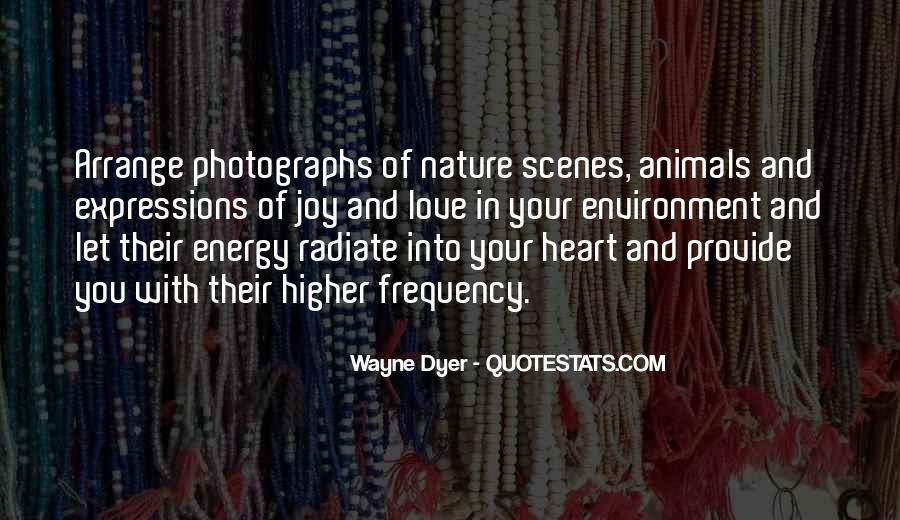 Joy In Nature Quotes #1112027