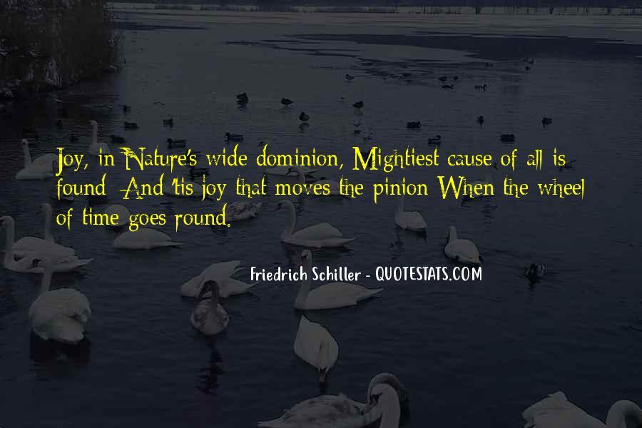 Joy In Nature Quotes #1240122