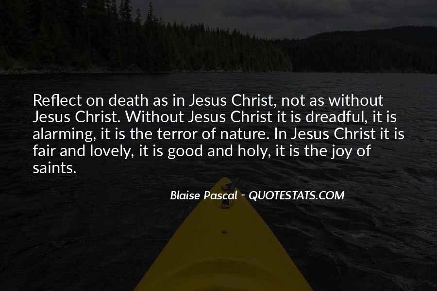 Joy In Nature Quotes #136555