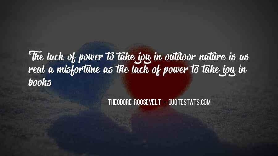 Joy In Nature Quotes #1474703