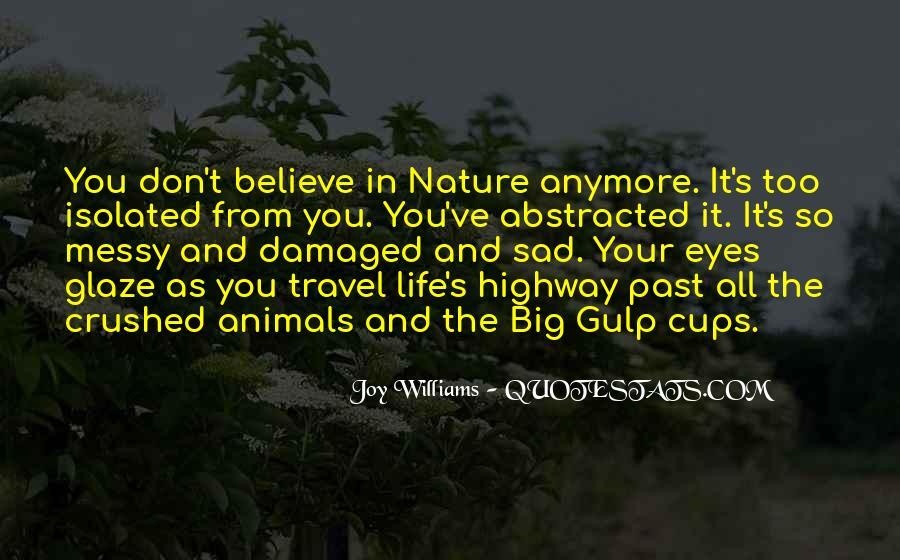 Joy In Nature Quotes #1615336