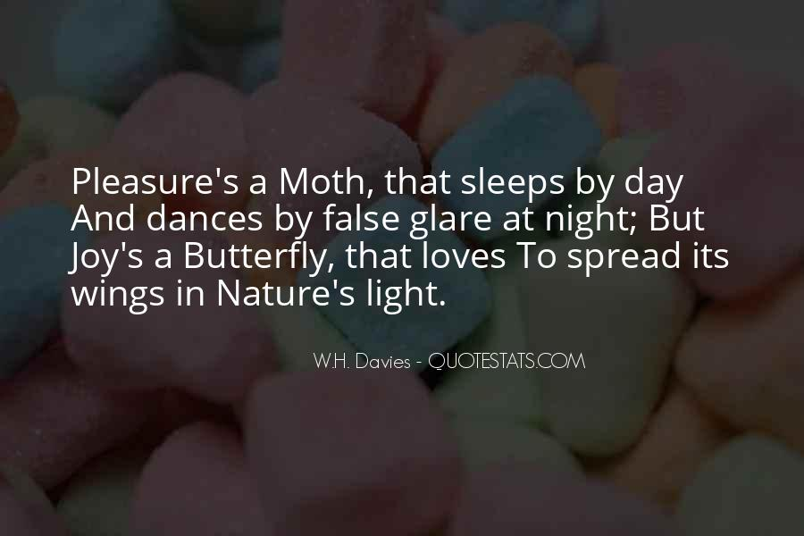 Joy In Nature Quotes #1670261