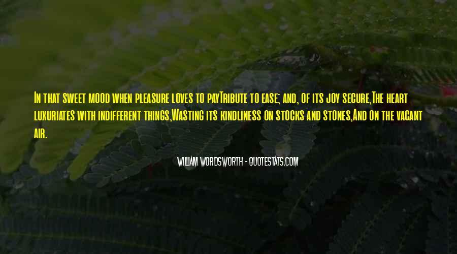 Joy In Nature Quotes #1702606