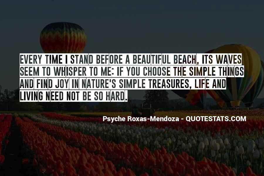 Joy In Nature Quotes #1721613