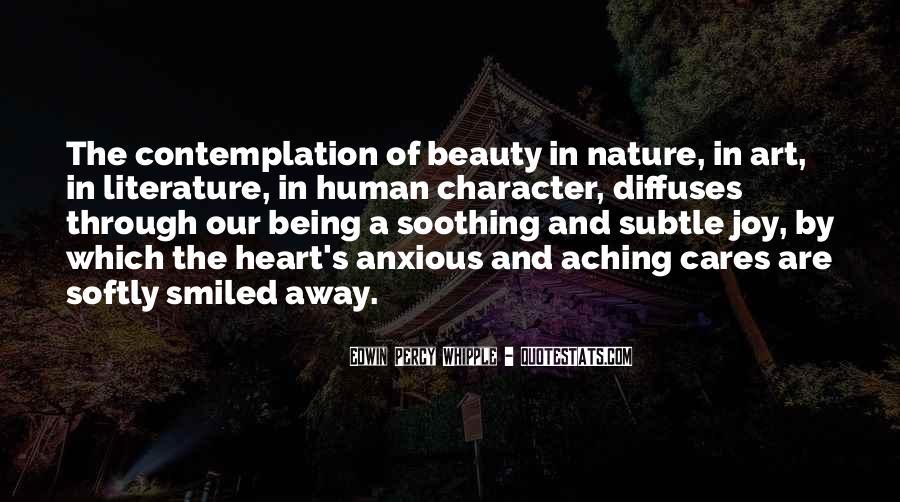 Joy In Nature Quotes #251553