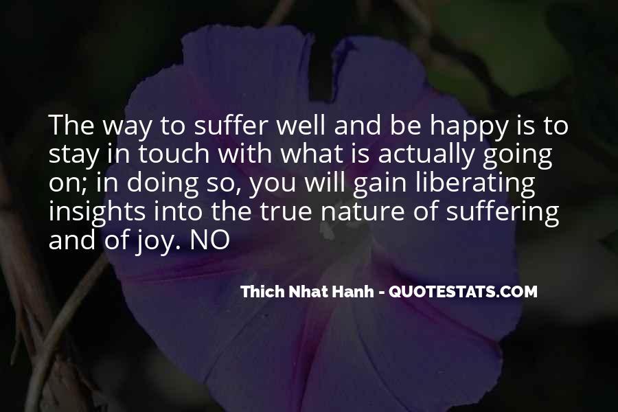 Joy In Nature Quotes #396297