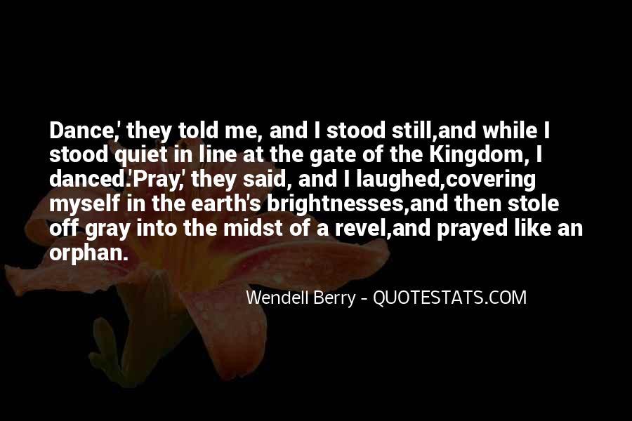 Joy In Nature Quotes #413871