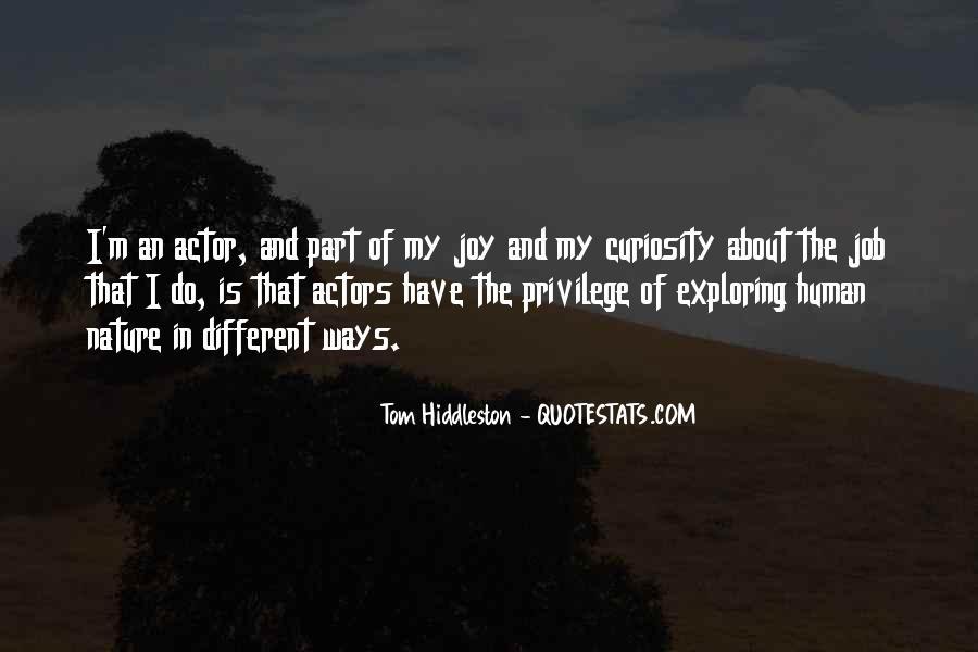 Joy In Nature Quotes #707059