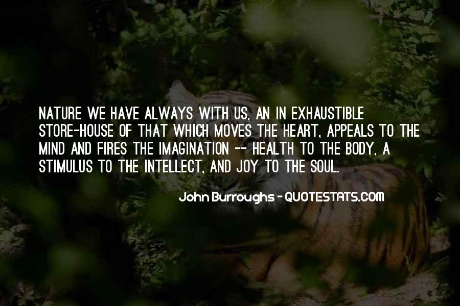 Joy In Nature Quotes #881575