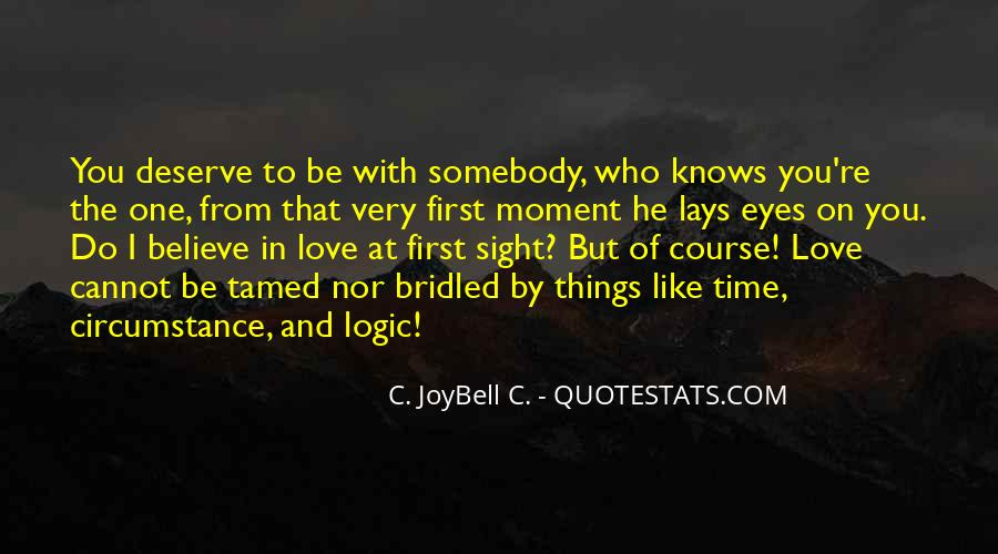 Joybell Quotes #518553
