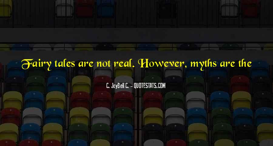 Joybell Quotes #814519