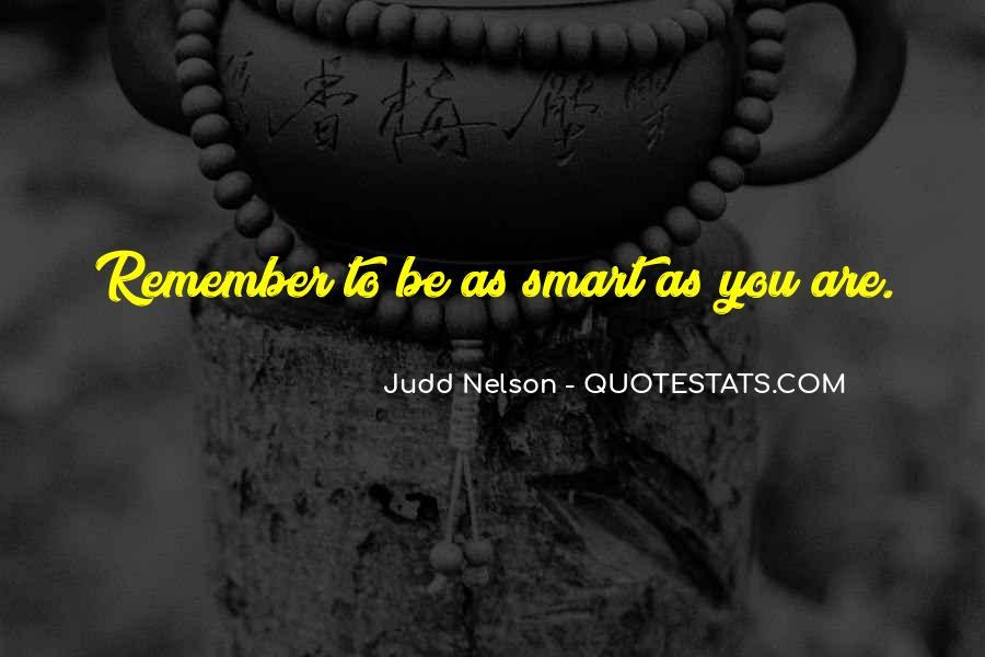 Judd Quotes #165226