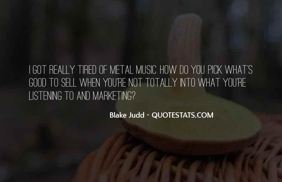 Judd Quotes #169289