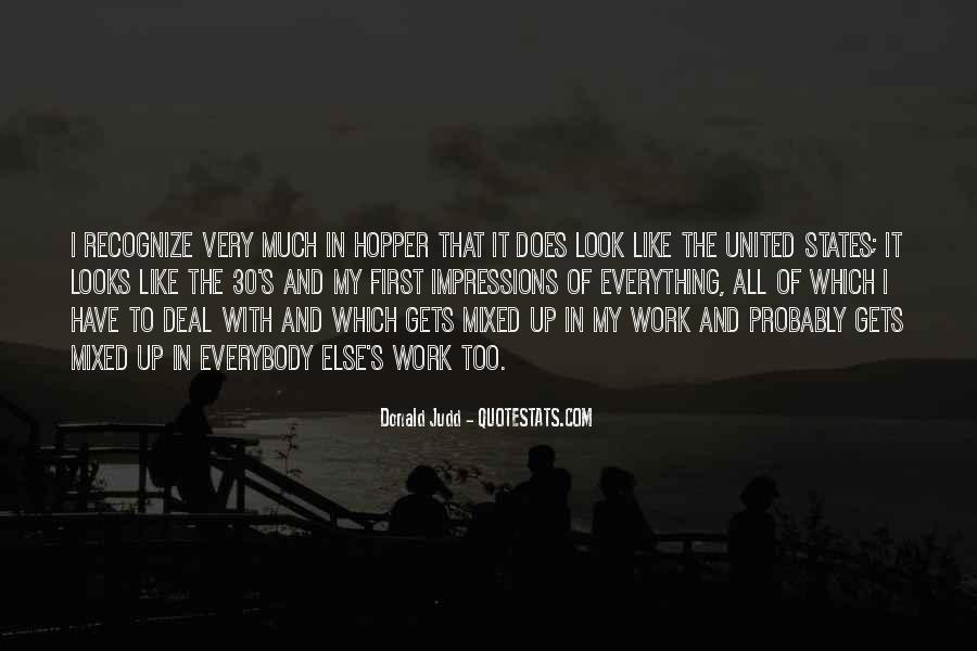Judd Quotes #24123