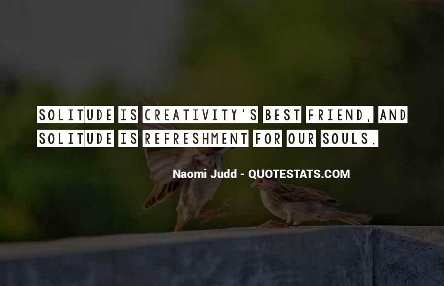 Judd Quotes #252495