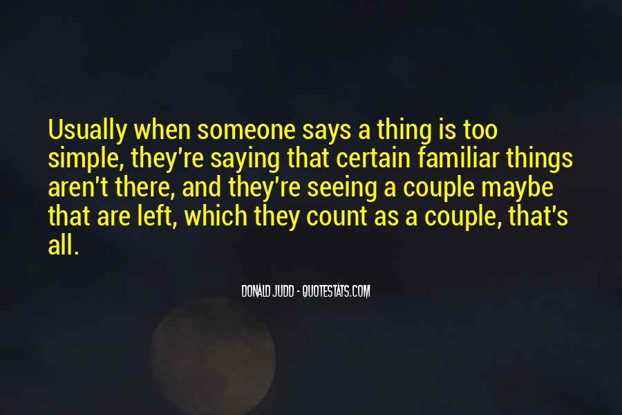 Judd Quotes #323508