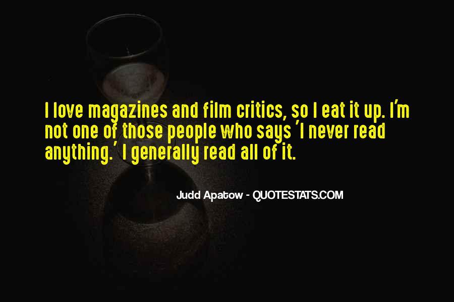 Judd Quotes #332940