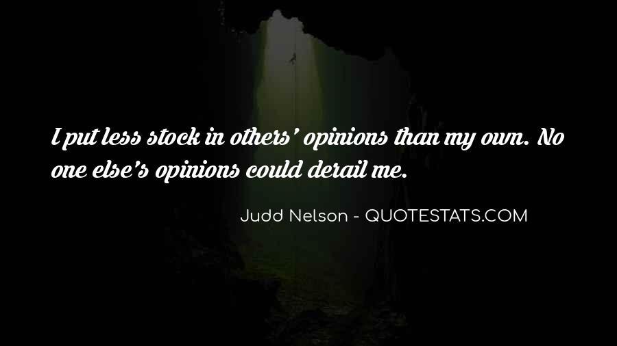 Judd Quotes #333649