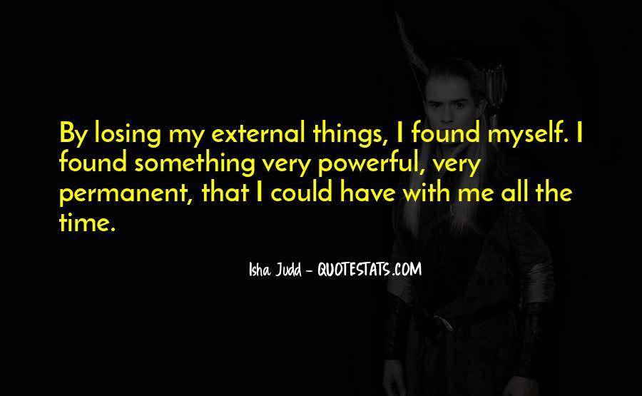 Judd Quotes #343316