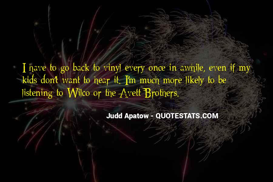 Judd Quotes #347160