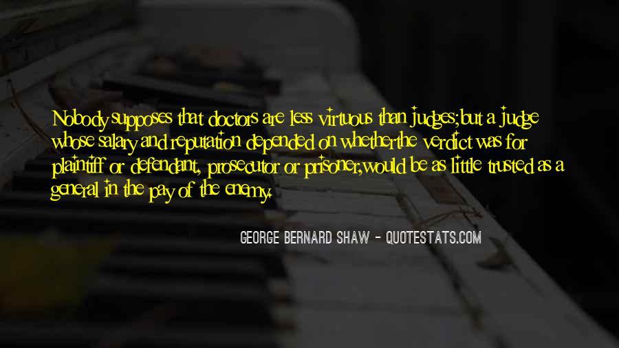 Judge Verdict Quotes #57368