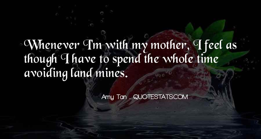 Judgmental Mother Quotes #1004513