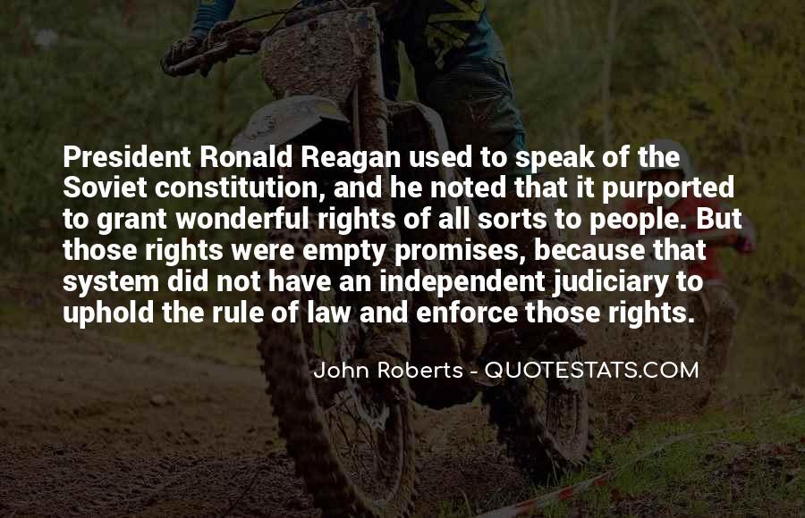 Judiciary System Quotes #1167831