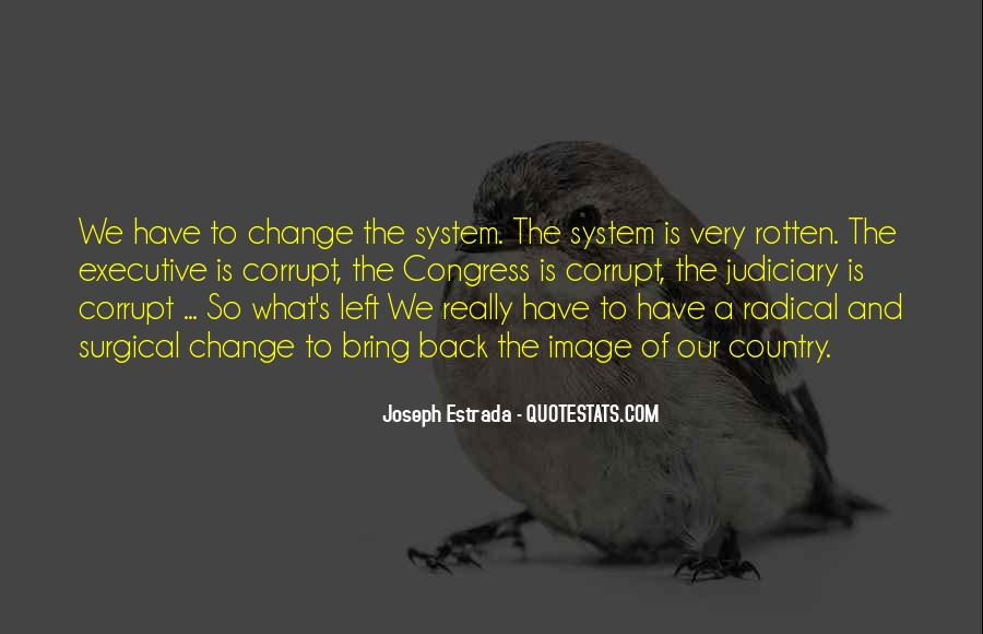 Judiciary System Quotes #1827778
