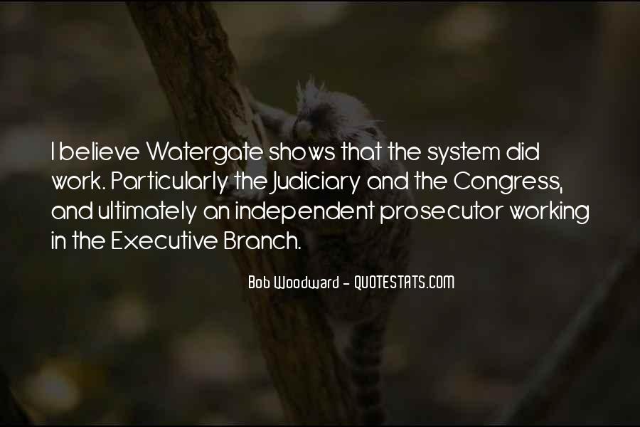 Judiciary System Quotes #1856379