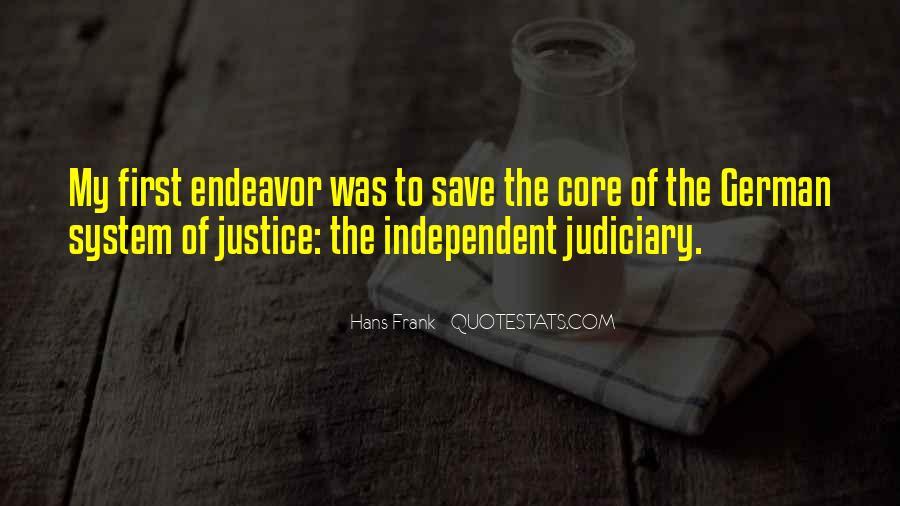 Judiciary System Quotes #94222