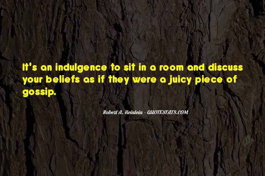 Juicy Gossip Quotes #325343