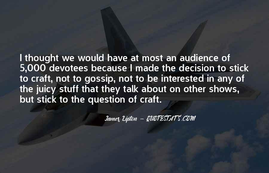 Juicy Gossip Quotes #677082