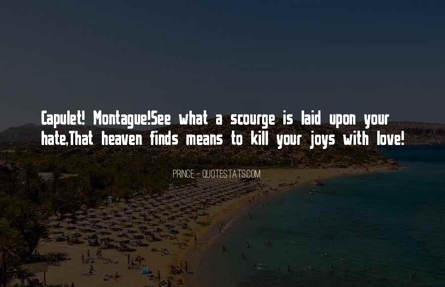 Juliet Montague Quotes #779465