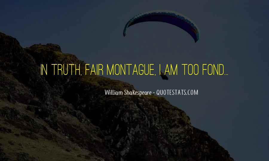 Juliet Montague Quotes #917536