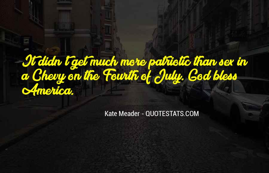 July 4 H Quotes #61321