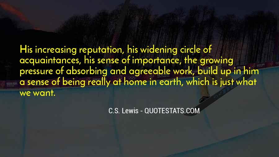Just Acquaintances Quotes #1625338