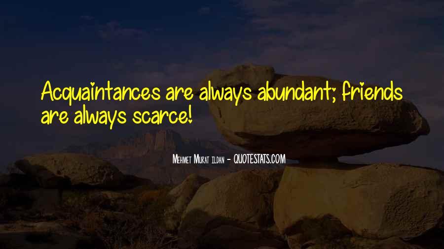 Just Acquaintances Quotes #224470