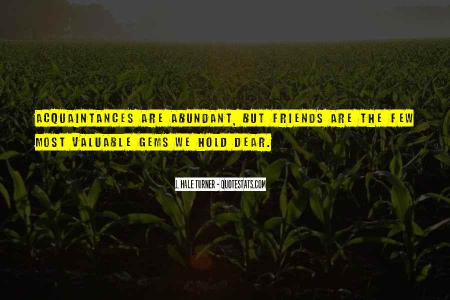 Just Acquaintances Quotes #255544