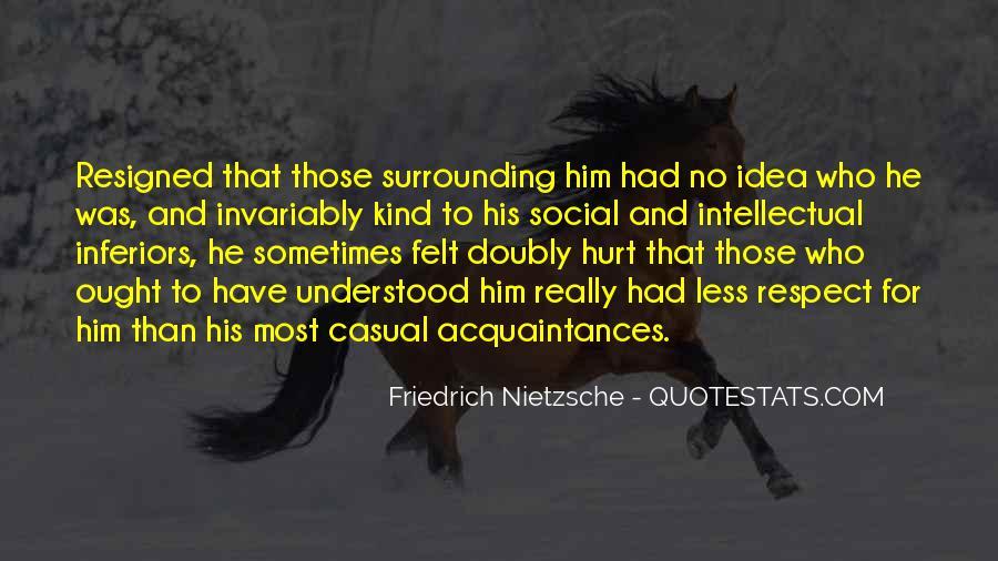 Just Acquaintances Quotes #260064
